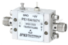 1.9 dB NF Low Noise Amplifier, Operating from 6 GHz to 18 GHz with 26 dB Gain, 13 dBm Psat and SMA -- PE15A1071 -Image