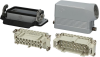 Rectangular connector kit ILME MNLS-16IO32