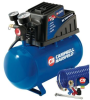 AIR COMPRESSOR 2GALLON PORTABLE ELECTRIC -- FP209096DI