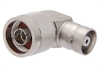N Male to C Female Right Angle Adapter -- PE9239