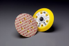 3M(TM) Hookit(TM) II Dust Free Disc Pad 09352, 6 in x 3/4 in 5/16-24 External, 5 per case -- 051131-09352