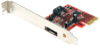 StarTech.com 1x eSATA + 1x SATA 6Gbps PCI Express SATA.. -- PEXSAT31E1