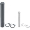 Hinge Pin, Snap Ring Grooves -- CCG - Image