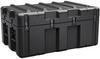 Pelican AL4024-1305 Single Lid Trunk Shipping Case - No Foam - Black -- PEL-AL4024-1305-RP-032 -Image