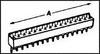 SIP Socket -- 50F2216