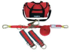 Horizontal Lifeline,2 Person,310 lb -- 6ZLL4