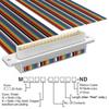 D-Sub Cables -- M7VXK-3710R-ND -Image