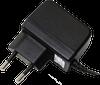 Wall Plug-In European Blade AC-DC Power Supply -- SWI3-5-E - Image