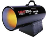 HEATSTAR 125,000 BTU Portable Propane Forced Air Heater -- Model# F170125 - Image