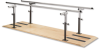 Platform Mounted Parallel Bars, 7 ft. -- W65020