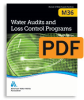 M36 Water Audits and Loss Control Programs, Fourth Edition (PDF) -- 30036-4E-PDF