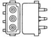 Pin & Socket Connectors -- 350210-1 -Image