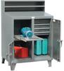 Toolarama-Shop Desk Combo -- 34-DS-280-4DB-1SOS