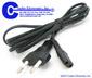 AC  Power Cords -- IEC(2W)-EURO CORDSET - Image