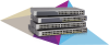 Gigabit Stackable Smart Managed Pro Switches with 10G Copper/Fiber Uplinks -- S3300 Series
