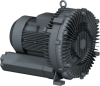 One-Stage, Side Channel Regenerative Blower -- Samos SB 0710, 1100, 1400 D0 -Image