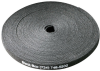 "15-ft. Roll Black 5/8""x15' Hook and Loop Bundle Wrap -- FT9545A -- View Larger Image"