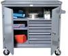 Modular Tool & Maintenance Cart -- 4-TC-241-4DB-5SDC