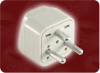 UNIVERSAL ADAPTER TO DANISH PLUG -- 0531.BG - Image