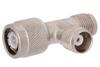 TNC Tee Adapter Male-Female-Female -- PE9290