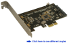Dual Channel SATA 6Gb/s PCI Express (x1) (2xInt) -- PESA237