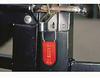 Plastic Padlock Seal -- F1615BL - Image