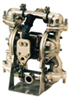 T15B1SDSWTS600 - Air-operated Diaphragm Pump, FDA compliant, 1-1/2