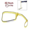 Polyester Lifting Slings-Double Ply -- HSLD-2-F-8-YL -- View Larger Image