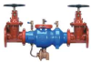 Backflow Preventer,2 1/2 In,Epoxy Coated -- 6AVY4 - Image