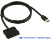 5V/12V Power Over eSATA cable with SATA HD&#8230 -- CBL-PSA512V-100