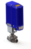 Actuated - Flow Control Valves - Emech™ Digital Control Valves -- E25F