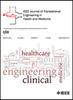 Translational Engineering in Health and Medicine, IEEE Journal of -- 2168-2372