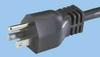 North American Power Cord w/ NEMA 5-15 Plug -- 86221480