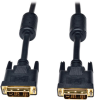 DVI Single Link Cable, Digital and Analog TMDS Monitor Cable (DVI-I M/M), 6-ft. -- P561-006-SLI -- View Larger Image