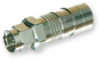 RF Broadband Coaxial Connectors -- F Male Connectors for Series 11 Cables - Image