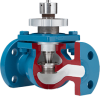 Heavy Duty Control Valves -- DFT® LSV-200?