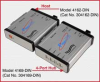 High Speed Fiber/USB Converter -- Model 4162-DIN
