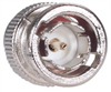 RG6 Plenum Coaxial Cable BNC Male/Male, 1.0 ft -- CC6PB-1 -Image
