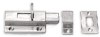 Stainless Steel Latch, Slide Bar Type -- 658158