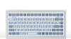 Industrial TKF Keyboard for 19