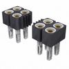 Rectangular Connectors - Headers, Receptacles, Female Sockets -- 1212-1158-ND