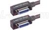 Plenum IEEE-488 Cable, 2.0m -- CMP24-2M