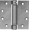 Heavy Duty Spring Hinges, 4-1/2 Inch, Full Mo.. -- 892066