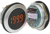 Voltmeter, LED; Voltmeter Meter Type; LED; 0.31 in.; 5 VDC (Typ.); 0 to degC -- 70101362
