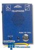 Allen Tel Mini Elevator Speakerphone with No Dial -- GB31454-ADA - Image