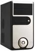 Prescott P4 Micro ATX, Black/Silver -- 3502-SF-10