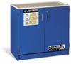 Justrite Non-Metallic Corrosives Storage Cabinet -- CAB127 -Image
