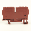 IEC Term Blck 6.1x62x35.7mm Spr Clp -- 1492-L4-B -Image