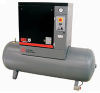 Chicago Pneumatic 15-HP Rotary Screw Air Compressor -- Model QRS15.0HP
