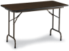 CORRELL Folding Tables with Melamine Top -- 3450234